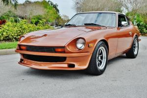 Amazing restored 1976 Nissan 280 Z 4 speed simply lase straight and stunning wow Photo