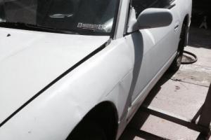 Nissan s13, 240sx, SR20DET, LSD, SILVIA front end.
