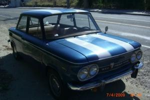 1967 NSU original restore and in a great condition running great.