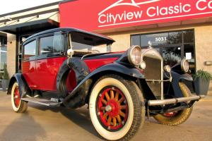 1928 Pierce Arrow 2-Door 5-Passenger Sedan, Super Clean, Must See!