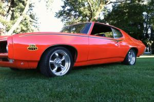 1969 GTO Judge clone ... very nice and clean !!! solid Muscle !L@@K!!!!!