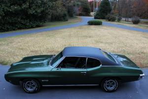 REAL 1970 GTO....NICE PAINT AND INTERIOR.POWER STEERING AND BRAKES
