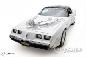 Firebird NASCAR Pace Car Turbocharged 3spd Auto T-Tops Air Conditioning
