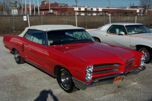 1966 Pontiac 2+2 Convertible 421 for Sale