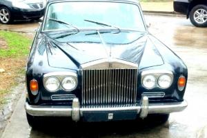 1971 ROLLS ROYCE SILVER SHADOW... Only 46,256 Original Miles, Great for Restore