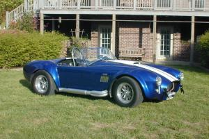 1966 Superformance 427 S/C Cobra