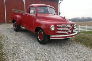 1949 studebaker all original not rat rod hot rod truck