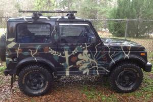 1988 Suzuki Samurai Tintop 4x4 Just got back from the trails drive it home today Photo