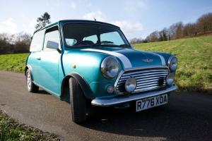 1997 ROVER MINI COOPER 1.3 INJECTION 50,000 Very Low Miles excellent condition t