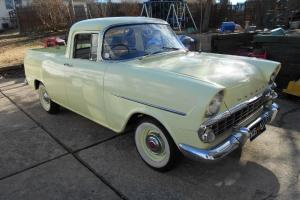 1962 Holden EK Ute, Cream Yellow Color, Excellent 90% restored