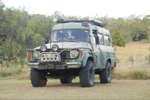 4WD International Panelvan Fully Setup FOR Serious OFF Road Touring in Boonah, QLD