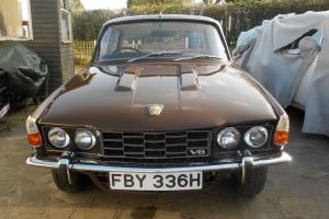 1970 Rover 3500 P6 in Mexico Brown Photo