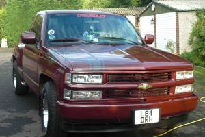1994 Chevrolet C1500 Custom Truck
