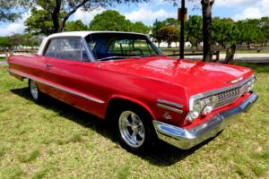Florida 63 Impala a 1 In a Million Find Will Sell No Reserve !!