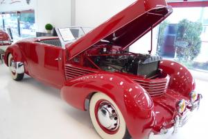 "1936 Cord Model 810 Sportsman Roadster "" The real deal "" Photo"