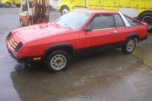 1980 Dodge Omni Charger Detomaso Pantera Restorable Rare Collectable Field Find
