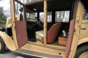 1925 DODGE Bros. sedan