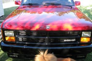 1989 Dodge Dakota Sports Convertible Pickup Truck