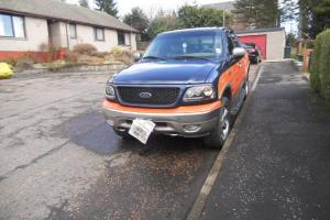 FORD F150 PICK UP LARIAT