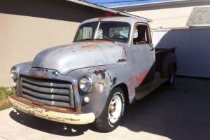 1953 GMC RARE 5-Window  Pickup Truck ****Excellent Restoration Candidate***