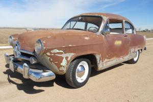 1951 Kaiser Henry J hotrod ratrod woody antique