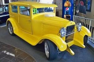 1931 Hudson Essex 2dr Street Rod,ALL STEEL, nearly 100k invested!