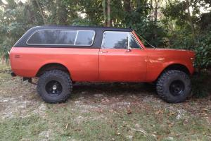 1980 International Scout II Traveler Sport Utility 2-Door 3.2L