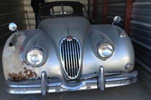 Jaguar xk140 MC 1957 roadster, full matching numbers, rare find!!!