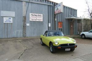 1976 MGB Roadster Convertible