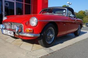 68 MG B ROADSTER VERY GOOD CONDITION DON'T MISS THIS ONE!!