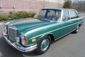 1970 Mercedes Benz 300SEL 3.5 Rare Collector Quality Car !!! MUST SEE !!!
