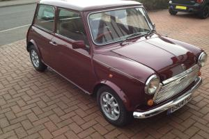 Classic Mini 30th Anniversary Special Edition (1989)