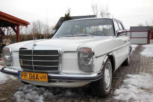 Mercedes Benz W115 Classic 1975