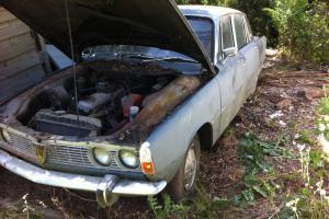 1967 Rover 2000