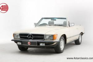 Mercedes-Benz 380SL V8 Auto 1982  Photo