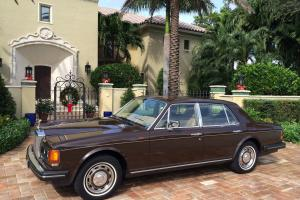 Exceptional 28,000, 1 Owner Rolls Royce Silver Spirit