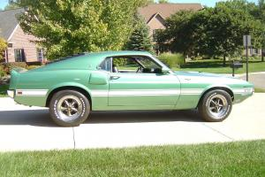 1969 SHELBY MUSTANG GT500 Photo