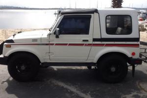 1987 Suzuki Samurai all original low miles