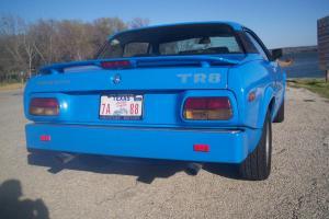 1979 Triumph TR8 Coupe  3.5L v8 5 speed  cold AC 1 of 304 made mgb v8 215