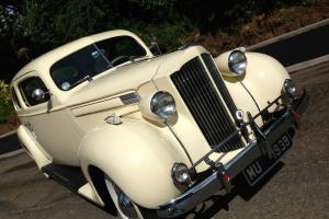 1939 Packard Six Coupe, Outstanding Condition, Incredible History, !!Must see!!