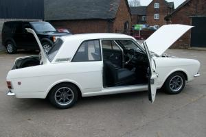 68 MK2 CORTINA GT SERIES ONE 2 DOOR Photo