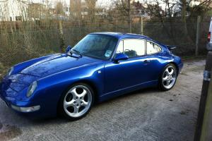 PORSCHE 911 CARRERA 4 964 1990, 993 FACE LIFT Photo