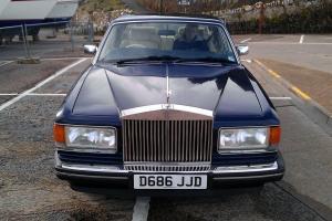 Rolls Royce Silver Spirit EFi Exceptional Condition 58000 Miles
