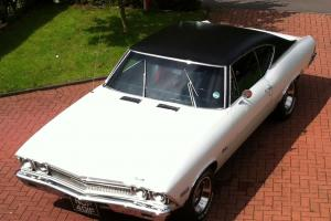 1968 Chevrolet Chevelle Malibu V8 Muscle Car Low Miles