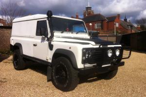 Landrover Defender 110 300Tdi 4x4 Diesel Van Photo
