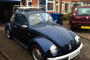 Classic Beetle, mexican 2005 Photo