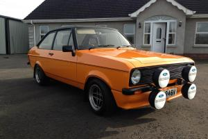 FORD ESCORT MK2 1600 SPORT (COULD IT BE THE BEST ONE YOU HAVE EVER SEEN!)