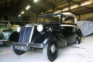 CHARMING,LANCIA APRILIA EAGLE CABRIOLET,Once owned by famous actor,Peter Ustinov