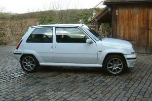 Renault 5 gt turbo phase 2 1990 - Great Condition Photo