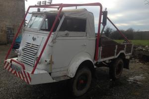 1958 RENAULT GOELETTE 4X4 BE DIFFERENT